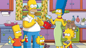 the simpsons helps my family connect with my autistic vice