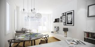 White Livingroom 25 Modern Living Rooms With Cool Clean Lines