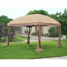 Discount Gazebos by Exterior Sunjoy Gazebo With Sunjoy Cardiff 12 Ft X 10 Ft Gazebo