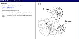 100 2003 honda crv repair manual