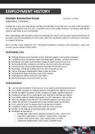 Sample Diesel Mechanic Resume by Sample Resume Of Driver Mechanic Resume Ixiplay Free Resume Samples