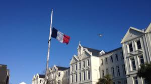 Mass Flag Flags Across Channel Islands Fly At Half Mast Channel Itv News