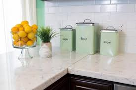 imposing apple canisters for kitchen counter that using river