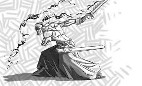 seo keywords images for fantasy warrior sketch