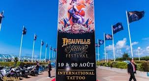 tattoo convention deauville france 2017 inkdoneright