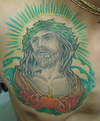 for unique black and gray tattoos tattoos jesus