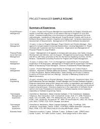 executive summary resume exle resume executive summary exles executive summary resume exle