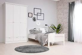 Schlafzimmer Komplett Mit Bett 140x200 Stockholm Mädchenzimmer Jugendzimmer Schlafzimmer Komplett Set Im