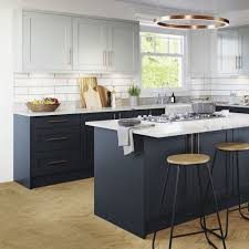 navy blue and grey kitchen cabinets navy kitchen ideas to add an element of rich colour and