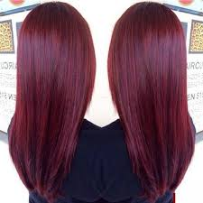 coke blowout hairstyle cherry coke hair wanna get my hair died like this for the summer