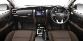 suv toyota inside 2016 toyota fortuner interior revealed photos 1 of 12