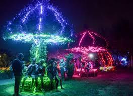 christmas light festival near me festival lights up the night the myanmar times
