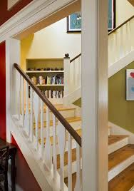 storage u0026 organization inspiring stair bookshelves design ideas