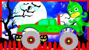 toddler monster truck videos pj masks monster trucks compilation for toddlers monster truck