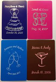 personalized playing cards wedding lilbibby com