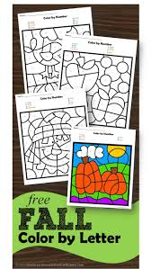puzzle for kids color by letters stock vector art istock
