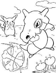 pokemon pictures color print kids coloring