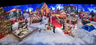 christmas stores bass pro shops santa s brings the magic of christmas to
