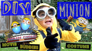 minions halloween costumes for kids how to make a minion costume diy cute best halloween costume