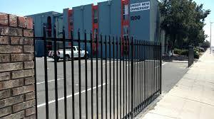 ornamental iron s fencing