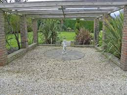 decor tips beautiful garden and exterior design using pea gravel