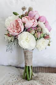 wedding flowers rustic the prettiest peony wedding bouquets southern living
