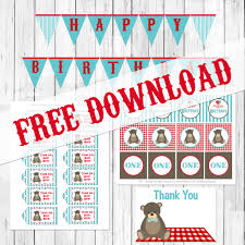 teddy bear picnic 1st birthday and free download u2013 lemonberrymoon com
