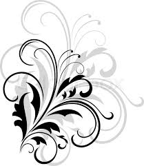image gallery of simple designs black and white