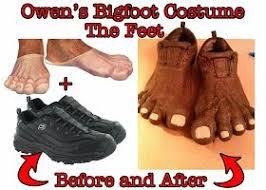 Bigfoot Halloween Costumes 25 Bigfoot Costume Ideas Owl Makeup Animal