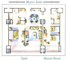 grand floor plans floor plans the grand mayan voted the best resorts in latin