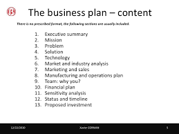 business plan format 7 consulting business plan templates 7
