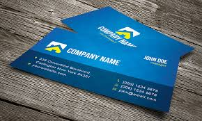 cool creative business card template free download cv00002