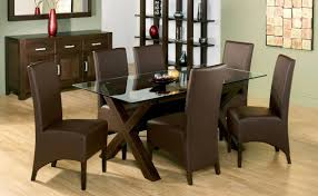 6 Seater Wooden Dining Table Design With Glass Top Dining Tables With Price Video And Photos Madlonsbigbear Com