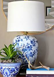 Decorating With Blue Best 25 White Lamps Ideas On Pinterest Brass Lamp Modern Lamps