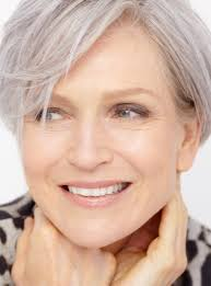 Color For Gray Hair Enhancing Your Grey Hair Questions Answered Woman And Home