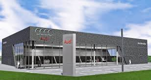 audi headquarters new audi showroom for macarthur goautonews premium