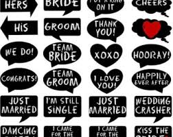 wedding photo booth props wedding photo booth props chalkboard signs by thedapperfoxdesigns