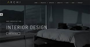 25 architect u0026 interior website design html templates web