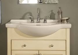 Small Bathroom Vanities And Sinks by Home Small Room Bath Vanity Sink 16 Inches Shallow Bathroom