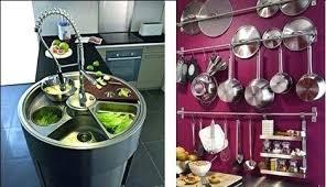 accessoire de cuisine professionnel accessoire cuisine pas cher 15 astuces pour gagner de la place