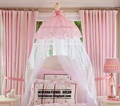 Pink Canopy Bed Pretty Girls Canopy Bed Home Decor Inspirations