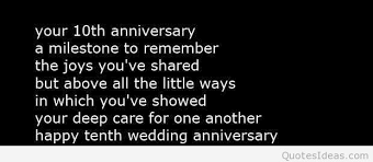 tenth wedding anniversary happy 10rd marriage anniversary quotes wallpapers hd