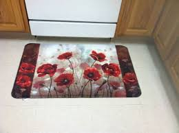 Poppy Kitchen Rug Fabulous Poppy Kitchen Rug With 13 Best Poppies Images On Home