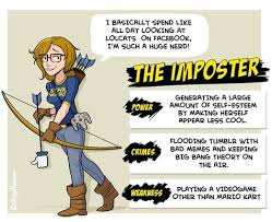 Fake Nerd Girl Meme - the six supervillains of nerd culture comic comic movies and