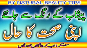 urine color meaning about your health health tips in urdu youtube
