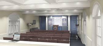 White House Furniture White House Press Briefing Room Callisonrtkl