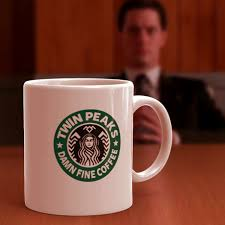 Creative Coffee Mugs Twin Peaks Starbucks Coffee Mug Damn Fine Coffee Mug Dale Cooper