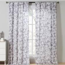 Slate Grey Curtains Slate Grey Curtains Wayfair