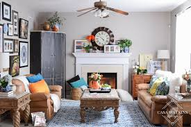 Home Design Blogs To Follow Family Room Refresh Reveal New Year New Room Refresh Challenge