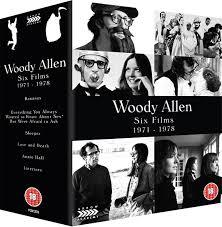 Interiors Woody Allen Woody Allen Six Films 1971 1978 Blu Ray Box Set
